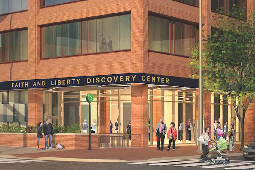 Faith & Liberty Discovery Center