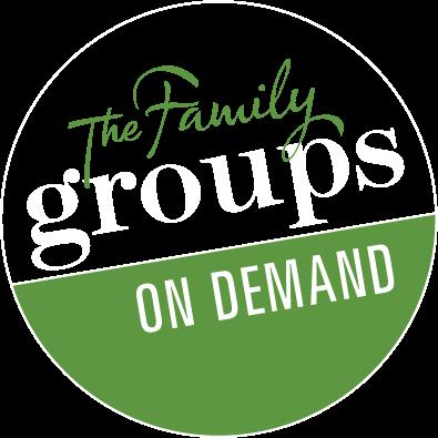 Groups On Demand Logo