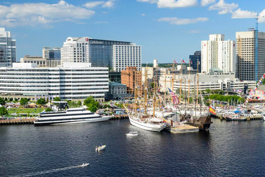 Visit Norfolk Virginia