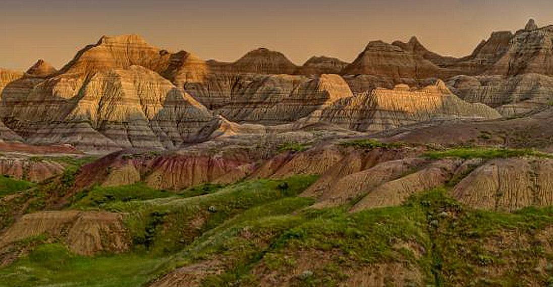 Collette South Dakota Badlands